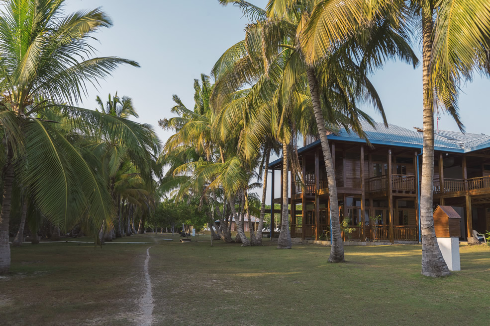 House In Tintipan Island With Private Beach Cartagena