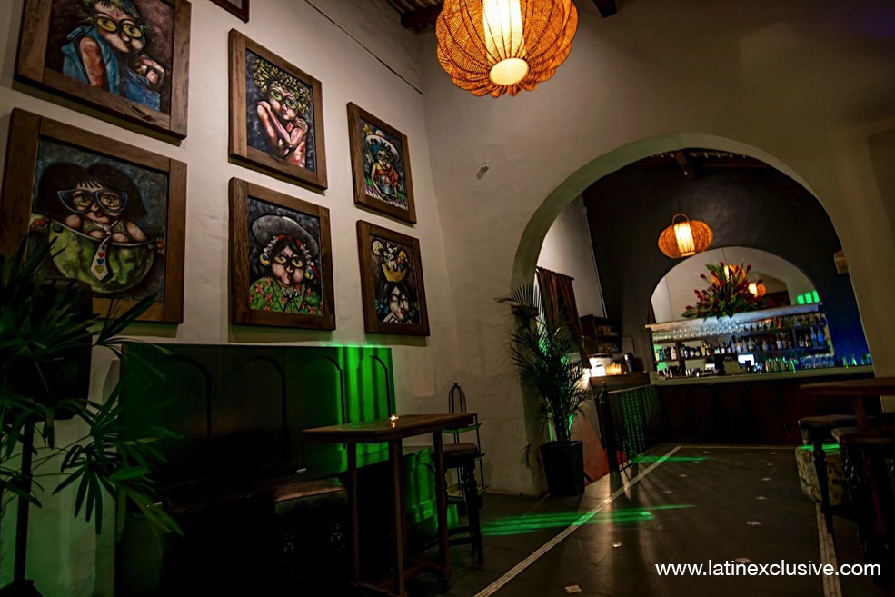 House For Restaurant Bar Hotel In Cartagena Colombia